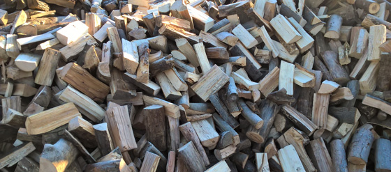 Vegyes tűzifa